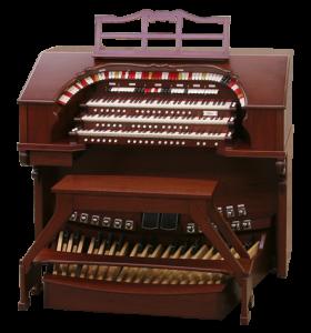 Allen Organs TH317e Theatre Organ